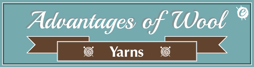 Advantages of Wool Yarn banner