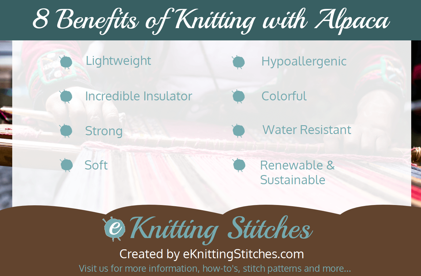8 Benefits of Knitting with Alpaca Yarn