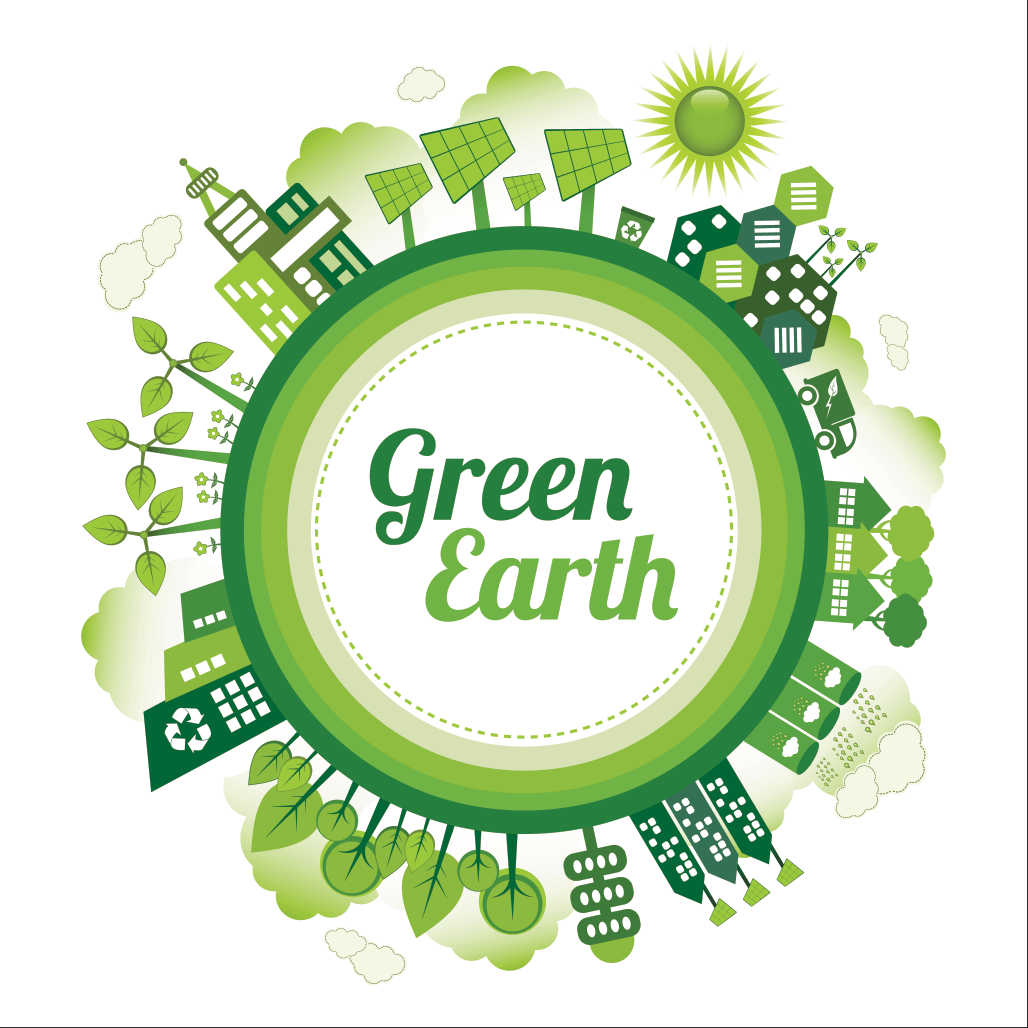 Sustainable Green Earth label