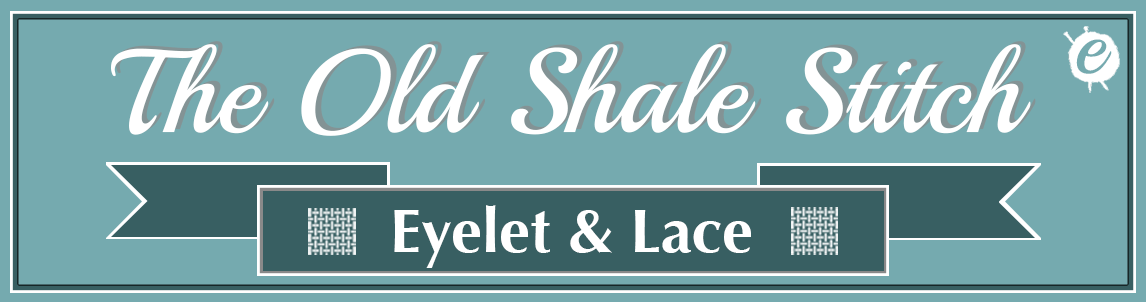 The Old Shale Stitch Banner Title