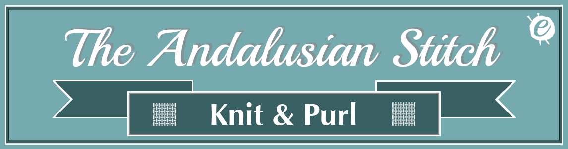 The Andalusian Stitch Banner Title