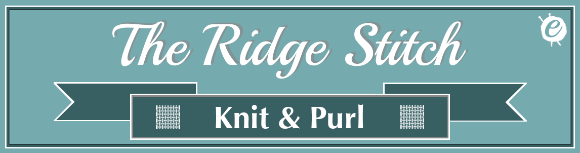 The Ridge Stitch Banner Title