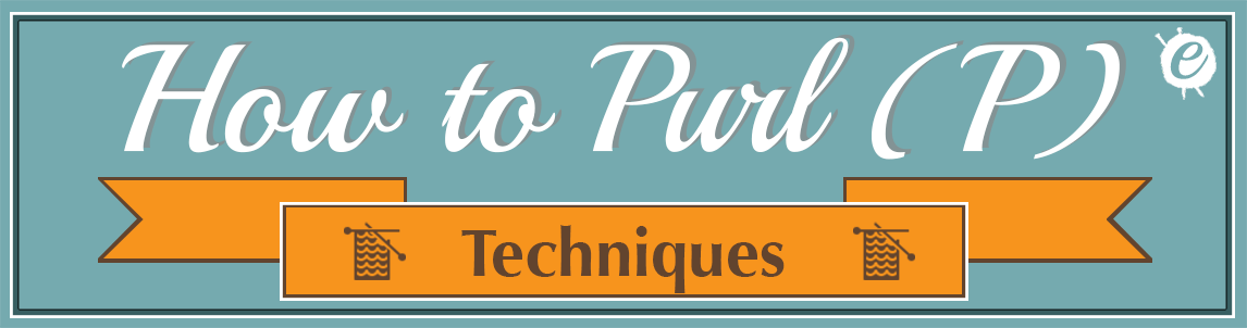 How to Purl (p) Header