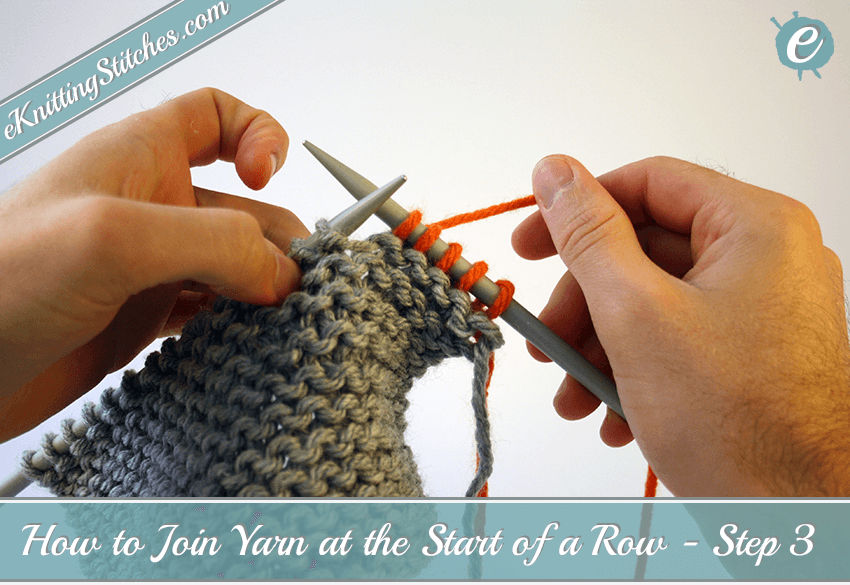 Knitting Joining Yarn Knot : The complete beginners guide to knitting eknitting stitches.com