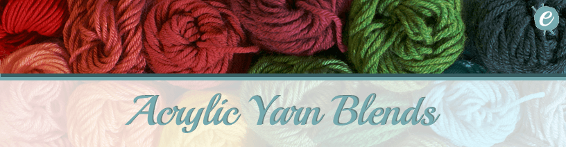 Acrylic Yarn Blends Banner