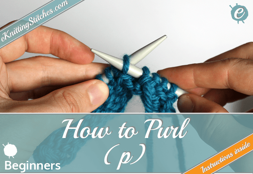 how to purl title slide
