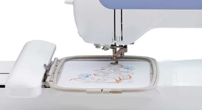 Embroidery Machine for Custom Designs